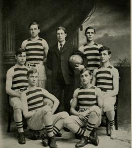 1904-1905 Team