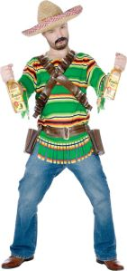 The official Coggin Toboggan Cinco de Mayo uniform we required all employees to wear today.