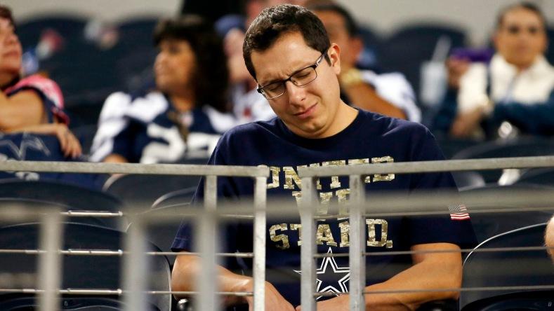 Never change, Cowboys fans, never change | The Coggin Toboggan
