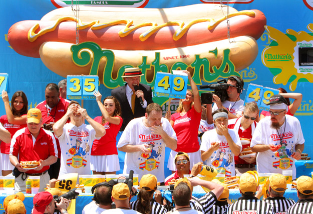 How To Enter Nathan S Hot Dog Contest