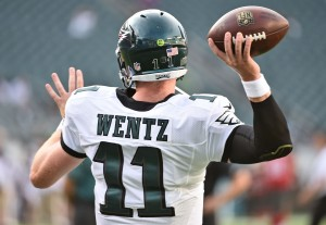 NFL: Preseason-Tampa Bay Buccaneers at Philadelphia Eagles