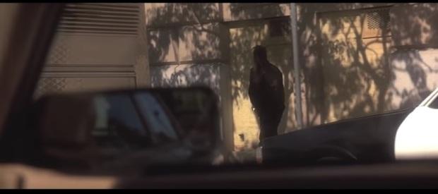 Colangelo outside car